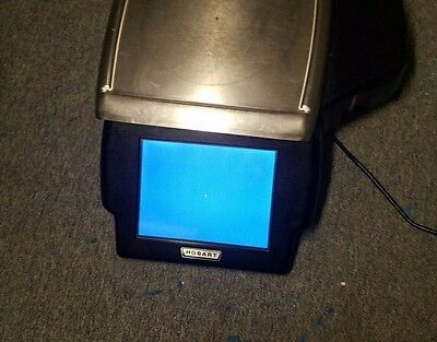 Hobart HLXWM Deli Scales with Printer