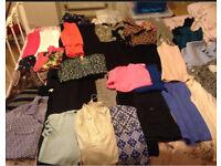 Bundle of ladies clothes mainly 10