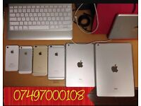 WANTED 5S 6 6s 7 PLUS SE SAMSUNG S6 S7 EDGE MACBOOK PRO Air IPAD AIR PRO APPLE WATCH PS