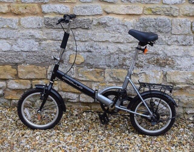 Apollo Folding Bicycle