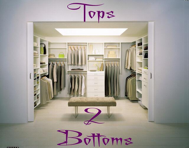 Tops 2 Bottoms 4 Me