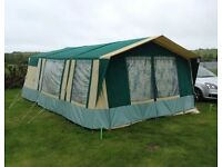 Conway Classic Trailer Tent - 4-6 berth - collection Cheddleton, Staffs