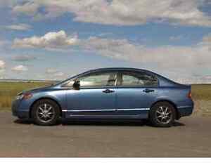 2008 Honda Civic DX G Sedan