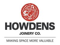 Kitchen Sales Designer HOWDENS Dundee - survey, design on CAD and SELL to the TRADE.