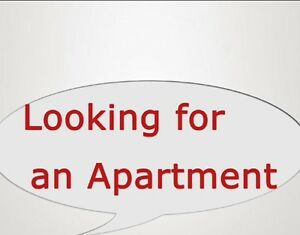 Looking for apartment in Bancroft or surrounding area