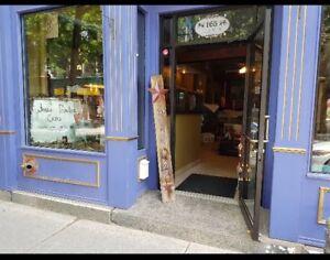 Primitive Shop in Brockville