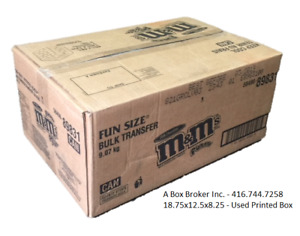 Used Boxes - A Box Broker Inc.