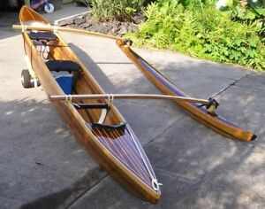 Looking for a Hawaiian Outrigger Canoe