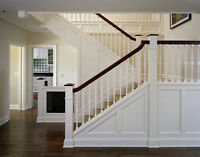 Flooring and Staircases