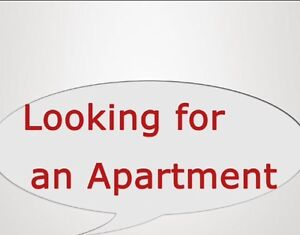 Looking for apartment in Bancroft and surrounding area