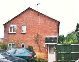 One Double Bed End of Terrace House on Studio Way