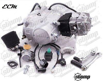 Stomp Lifan 125 4 speed Manual Complete Engine Kit BIG VALVE HEAD DemonX WPB