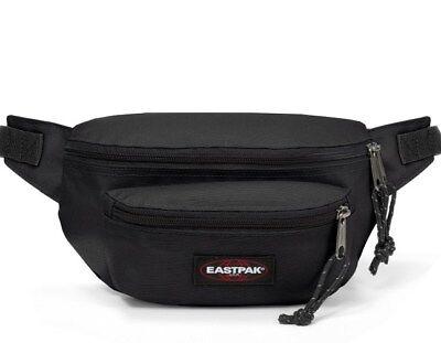 Eastpak Doggy Bag Bauchtasche Gürteltasche schwarz black