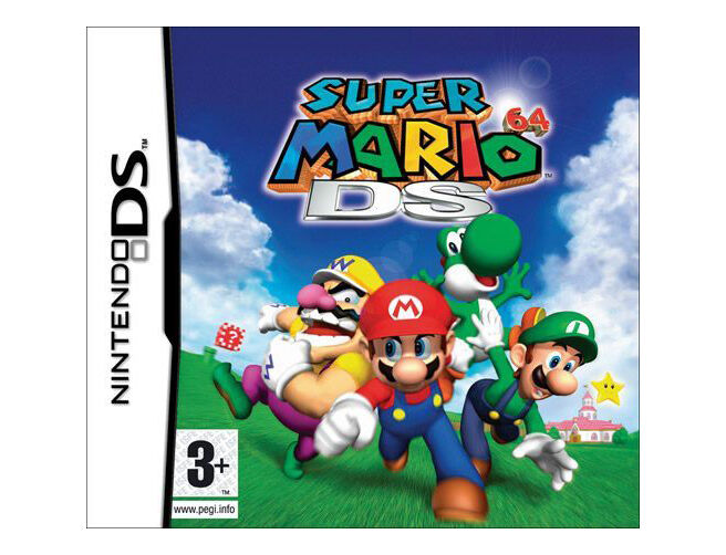 The Gamers Guide to Nintendo DS Games