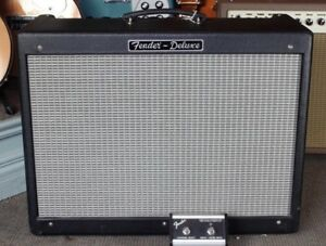 Fender Deluxe Hot Rod with upgraded Celestion Vintage 30
