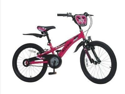 Girls 20 Inch Nitro Pink Bike