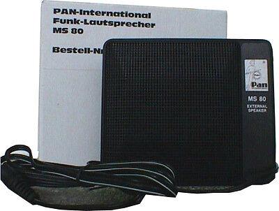 Super Lautsprecher PAN MS 80, OVP