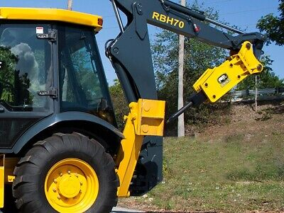 2021 Rhino 714be Hydraulic Hammer Equipment Class 15432 Lbs - 30865 Lbs