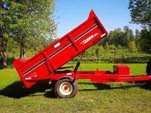 5 Ton JMB dump trailer