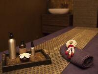 Thai massage and Thai male masseur service
