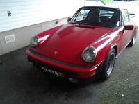 SEEKING TO PURCHASE ( WANTED ) ANY AIR COOLED 911-912-930