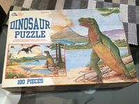 Early Learning Centre Dinosaur Jigsaw Puzzle 100 Pieces