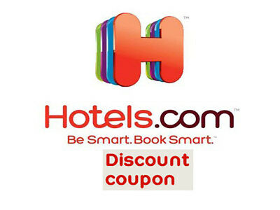 Hotels.com promo code $50 off $200+ Hotels booking Discount One day delivery