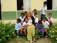 Teaching in Ecuador