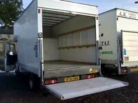 Man and van removal service Northampton