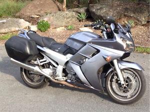 Yamaha FJR1300 Maraylya The Hills District Preview