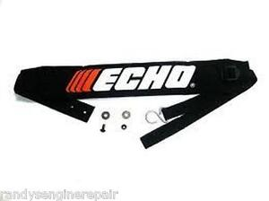 (2) Echo C061000100 Backpack Blower Straps / Harness Genuine New OEM parts