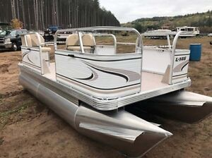 Pre Order - New 14Ft X 6Ft Mini Pontoon / Dock -NS