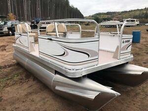 New 14Ft X 6Ft Mini Pontoon / Dock from NewStar Marine -NS