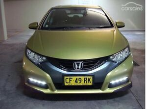 Honda Civic 2013 5Dr Hatch VTi-LN Maroubra Eastern Suburbs Preview