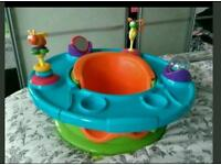 SUMMER BABY 3 STAGE SUPERSEAT ACTIVITY SEAT