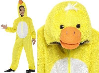 Kinder Kostüm Ente Kostüm Jungen Mädchen Kinder Kinder Anzug von Smiffys neu