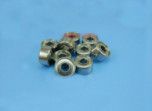3x10x4mm 440c Stainless Steel Ball Bearing 623ZZ 3*10*4 10 PCS S623ZZ