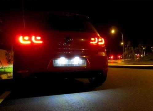 Vw Led Verlichting Exterieur Interieur Drl Dashboard