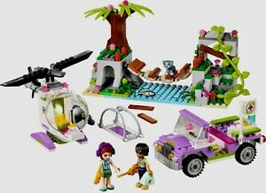 41036 Jungle Bridge Rescue   Lego FRIENDS