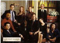 Six Feet Under Card Set (Rittenhouse 2004) (81 cards)