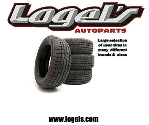 QUALITY USED TIRES FOR SALE