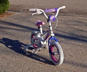 "Girl's 12"" Supercycle - Never Ridden"