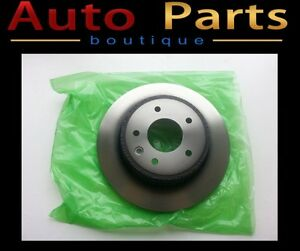 Jaguar XK8 1995-2006 Set of Rear Brake discs / rotors C2C41251