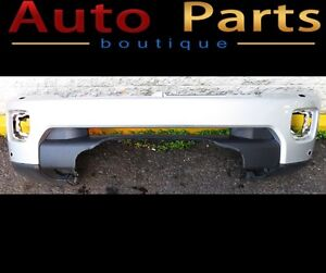 Land Rover LR4 Front bumper w/ cut out midsection cowl LR058016