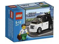 Lego City mini car kit. New in box. RRP £25