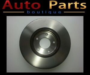 Jaguar XJ8 XJR XK8 XKR Set of OEM Front Brake discs JLM20617
