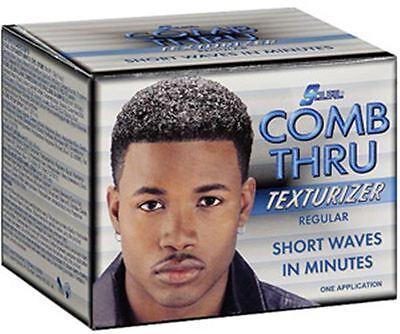 - Luster's S-Curl Comb Thru Texturizer, Regular 1 kit