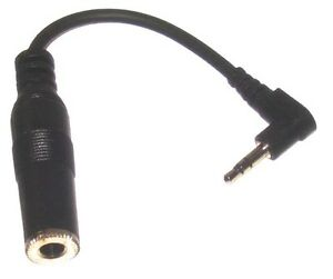 Tapastring Vintage Jack Cable Adapter, 1/8