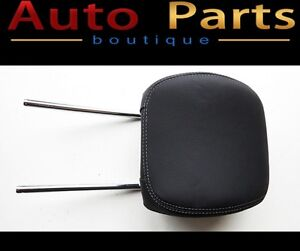 Mercedes-Benz C300 14-15 Black Front Headrest 2059700350 9D88