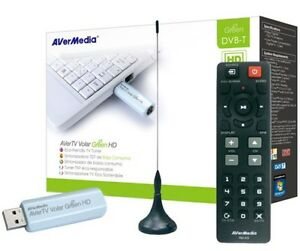 AVerMedia AVerTV Volar Green HD DVB-T TV Tuner A835 Bankstown Bankstown Area Preview